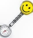 Yellow Nurse Fob Watch