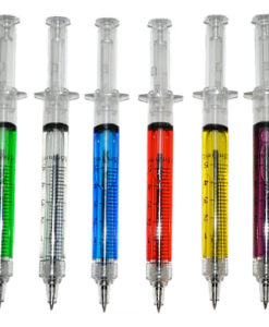 Syringe Pens - Black Ink