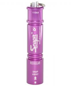 Qlicksmart Snapit SN-01R Regular Puprple Pocket Size