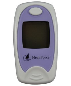 Prince 100A I Fingertip Pulse Oximeter Indigo Heal Force