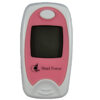 Prince 100A I Fingertip Pulse Oximeter Pink Heal Force